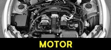 Comprar repuestos de motores para coches